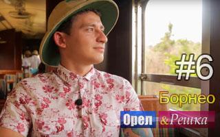 Смотреть 6 выпуск на Борнео