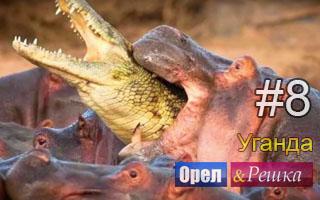 Смотреть 8 выпуск в Уганде